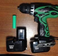 Как починить аккумулятор для шуруповерта