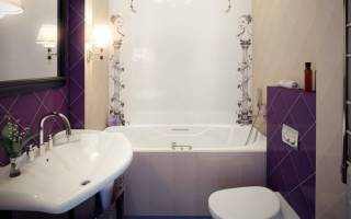 Отделка ванной комнаты и туалета фото дизайн