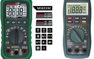 Как пользоваться измерительными приборами