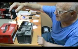 Как проверить рабочий аккумулятор или нет