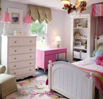 Дизайн детской комнаты фото для девочек
