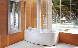 Душ в доме дизайн