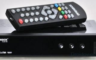 Как подцепить цифровую приставку к телевизору