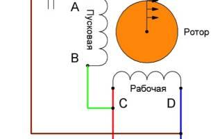 Как сделать реверс на двигателе 12 вольт