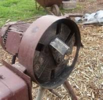 Как изготовить измельчитель травы своими руками