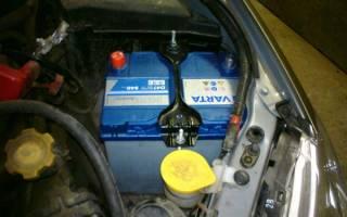 Как заряжать аккумулятор автомобиля зарядным устройством видео