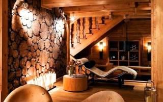 Идеи дизайна в деревянном доме