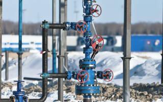 Устройство фонтанной арматуры нефтяной скважины