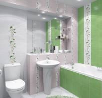 Кафель для ванной дизайн