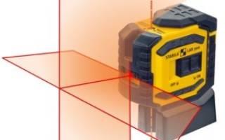Принцип работы лазерного уровня видео