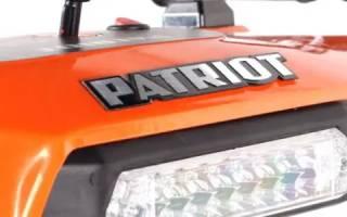 Снегоуборщик PATRIOT PS 603E 426109603: обзор, отзывы