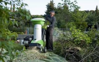 Измельчитель садового мусора своими руками