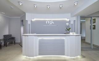 Дизайн стоматологических клиник
