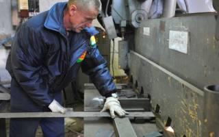 Какие инструменты используются для рубки металла