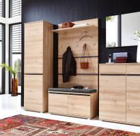 Дизайн прихожей со шкафом