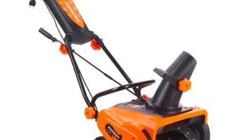 Электрический снегоуборщик PATRIOT PS 2200E: обзор, отзывы