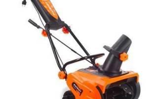 Электрический снегоуборщик PATRIOT GARDEN PS 2220Е 426302220: обзор, отзывы