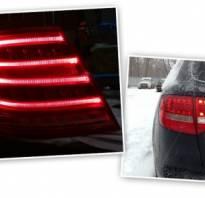 Ремонт светодиодных ламп автомобиля