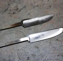 Виды нержавеющей стали для ножей