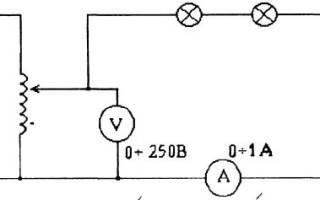 Какое соединение ламп используется в люстре почему