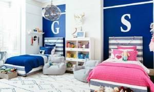 Дизайн комнаты 16 кв м детская