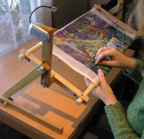 Как выбрать станок для вышивания