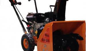 Электрический снегоуборщик Prorab EST 1800: обзор, отзывы
