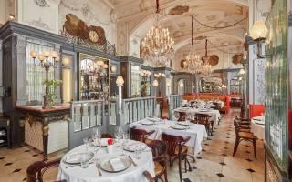 Интерьер ресторанов москвы