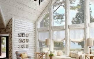 Идеи интерьера загородного дома