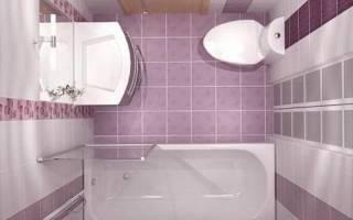 Посмотреть дизайн ванной комнаты