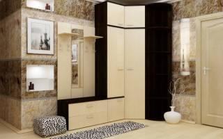 Дизайн прямоугольной прихожей в квартире