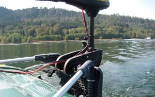 Топ электромоторов для лодки