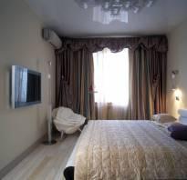 Дизайн спальни в панельном доме 12 кв