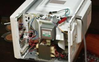 Устройство микроволновой печи самсунг