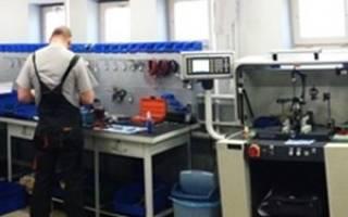 Ремонт шаровых опор полимером по технологии sjr