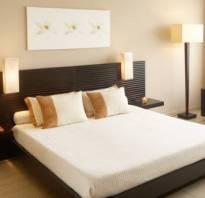 Дизайн спальни бюджетный вариант