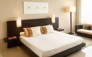 Дизайн спальни дешево
