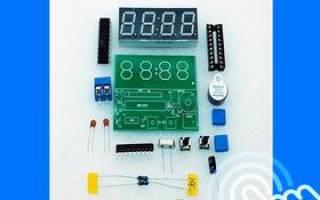 Терморегулятор на микроконтроллере своими руками