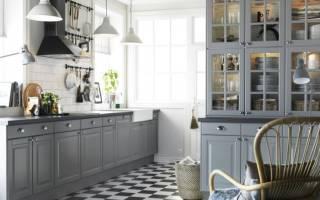 Интерьер кухни гостиной икеа