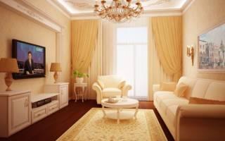 Интерьер гостиной фото просто и со вкусом