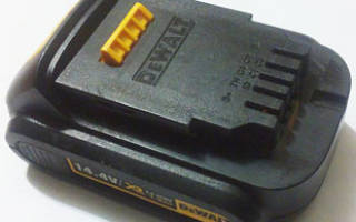 Как проверить литиевый аккумулятор шуруповерта