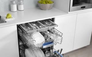 Как подключить отдельностоящую посудомоечную машину