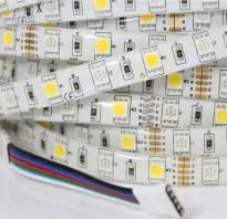 Мощность светодиодов в светодиодной ленте