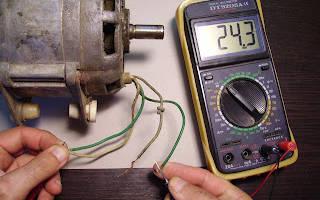 Как подключить двигатель от стиральной машины центрифуги