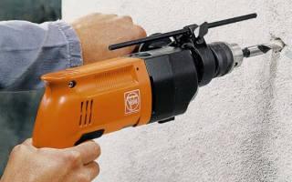 Как сверлить бетон ударной дрелью