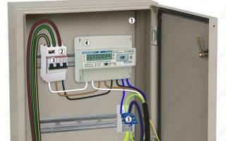 Как подключить счетчик электроэнергии на 380 вольт