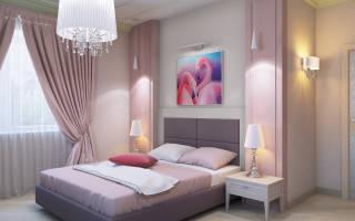 Дизайн спальни просто и со вкусом