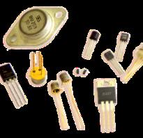 Область применения биполярных транзисторов