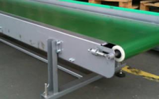 Устройство и применение наклонные ленточных конвейеров
