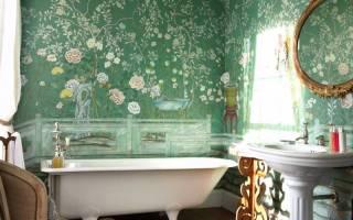 Покраска ванной комнаты фото дизайн